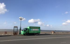 dịch vụ cho thuê xe tải tphcm và đi các tỉnh