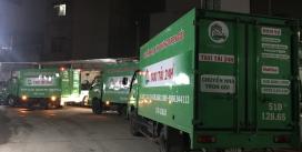 Thuê xe tải chuyển nhà
