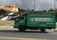 Dịch vụ chuyển nhà trọn gói tphcm đà lạt