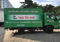 Thuê xe tải chở hàng quận Gò Vấp
