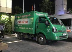 Thuê xe tải chở hàng tại Hóc Môn