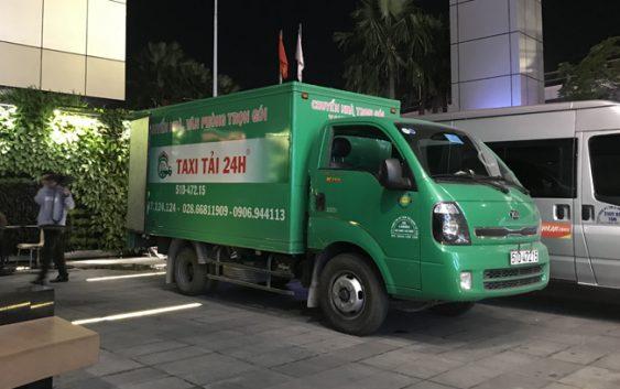 thuê xe tải tại huyện hóc môn